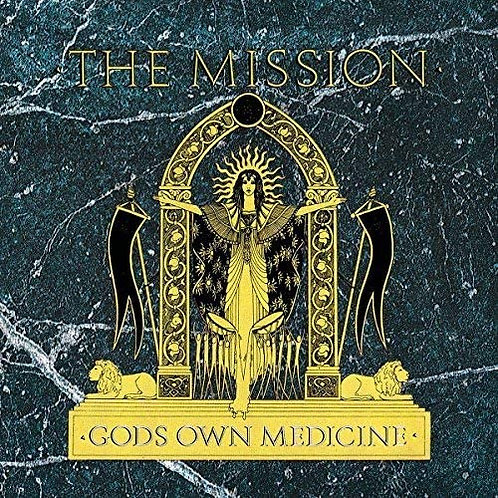 The Mission God's Own Medicine