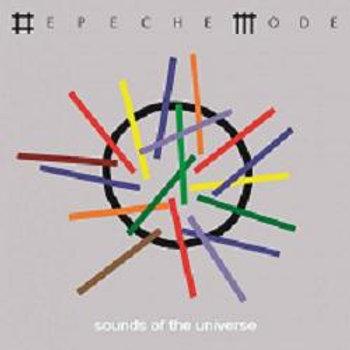 DepecheModeSounds of theUniverseLimited 180gram Vinyl 2LP Set