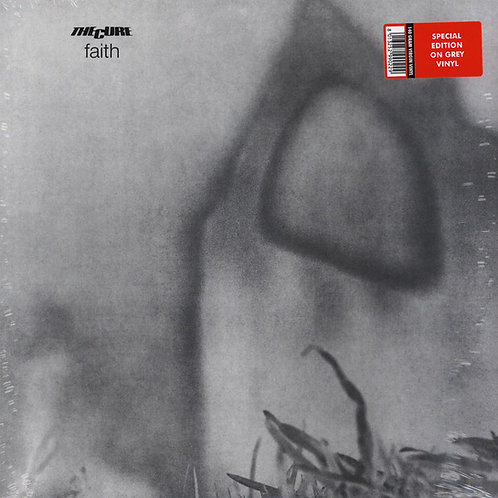 The Cure Faith Grey Vinyl