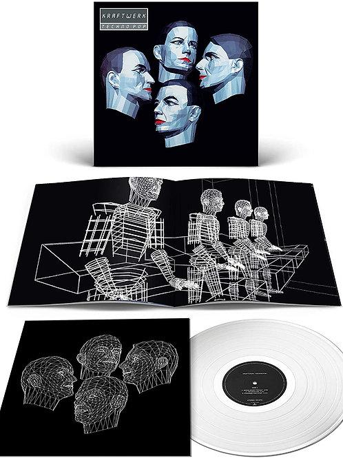 Kraftwerk Techno Pop Clear Vinyl
