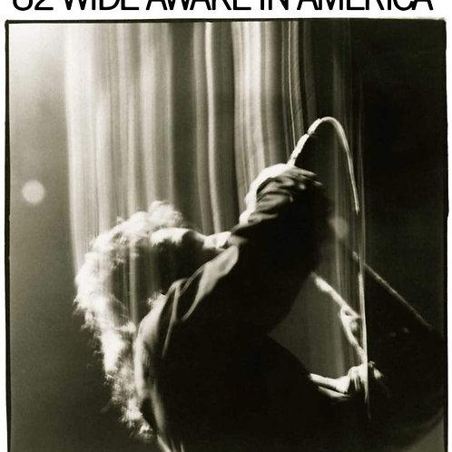U2 Wide awake in America