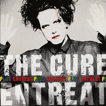 The Cure Entreat Plus Limited Vinyl 2LP Set