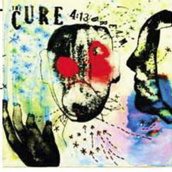 The Cure 4:13 Dream Limited Double Vinyl LP
