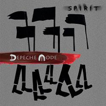 Depeche Mode Spirit Limited Gatefold 180gram Vinyl 2LP Set