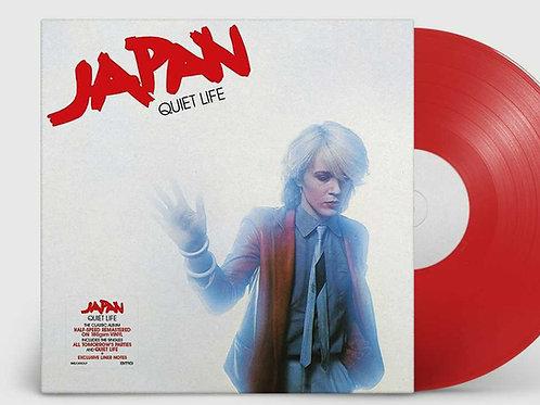 Japan Quiet Life Red 140g Vinyl