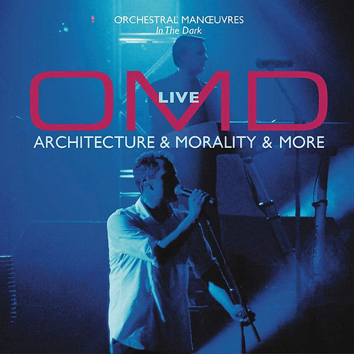 OMD Live-Architecture & Morality & More
