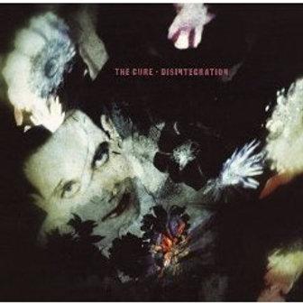 The Cure Disintegration 20th Anniversary Deluxe 180gram 2LP Set