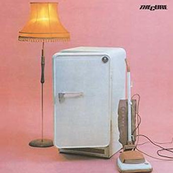 The Cure Three Imaginary Boys Limited Vinyl LP