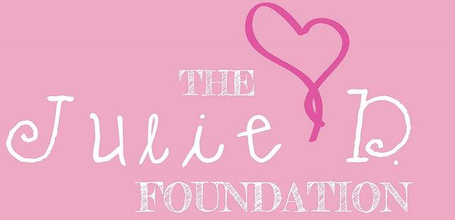The Julie D Foundation Logo