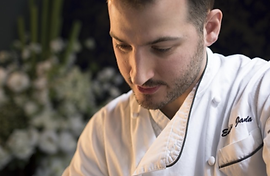 Chef Eddie Janda