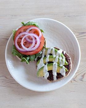 Arugula Bistro Veggie Burger.jpg