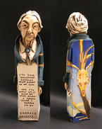 Georgia O'Keeffe  Ceramic 11 x 3 x 3 inches $450