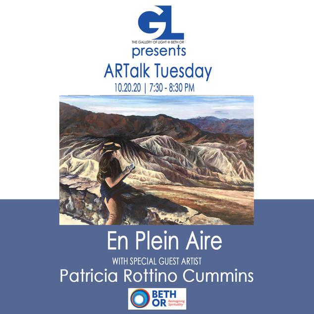 En Plein Aire | Patricia Rottino Cummins