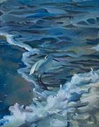 Shoreline 16x20 Oil on Canvas $800.00