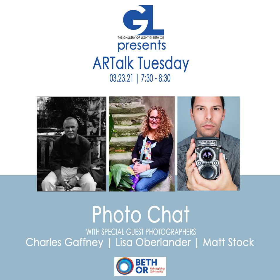 Photo Chat | Gaffney | Oberlander | Stock