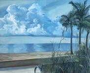 Edge 16x20 Oil on Canvas $800.00