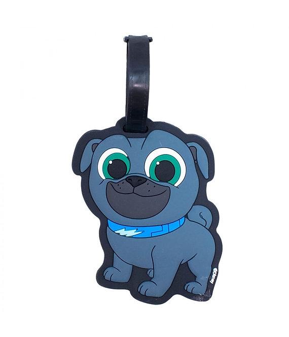 Tag para mala do Bingo Puppy Dogs Pals - Disney