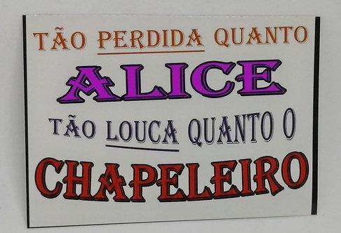 Ímã - Alice
