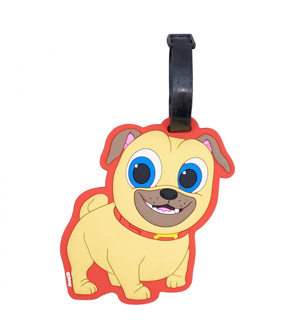 Tag para mala Rolly Puppy - Disney