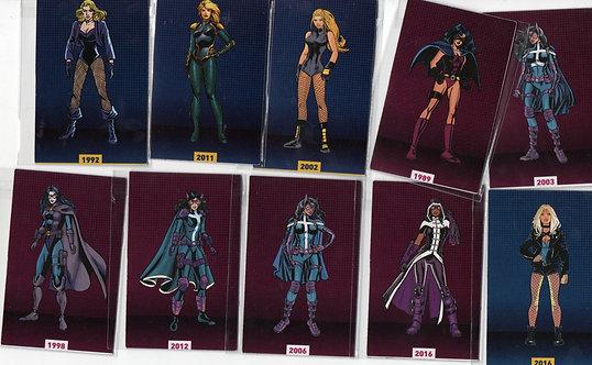 27 ímãs da Harley Quinn (Arlequina)