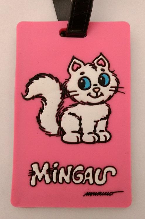 Tag do Mingau - etiqueta para malas