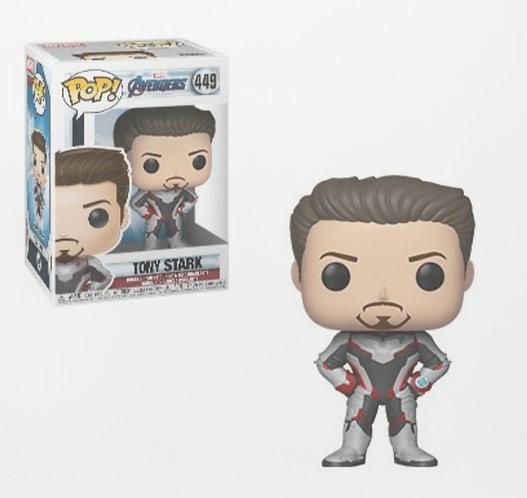 Tony Stark Funko Pop! edição especial #449