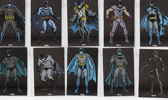 27 ímãs do Batman