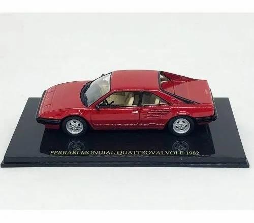 Ferrari Mondial Quattrovalvole 1982 1:43