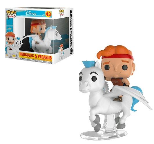 Hercules & Pegasus
