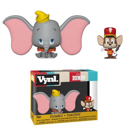 Dumbo + Timothy