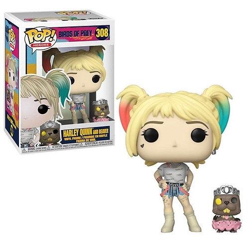 Funko Pop! Harley Quinn #308