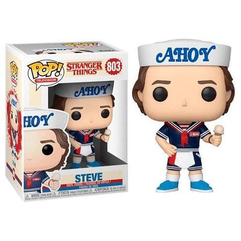 Steve - Stranger Things