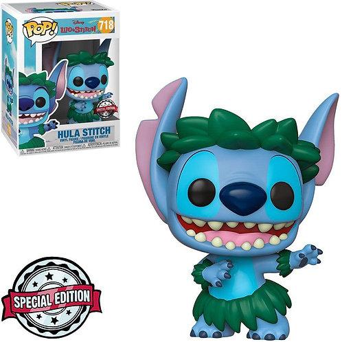 Funko POP! Disney Lilo & Stitch - Hula Stitch #718