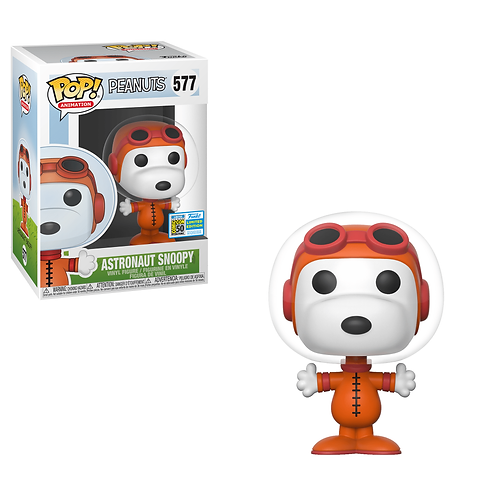 Astronaut Snoopy Funko Pop! #577