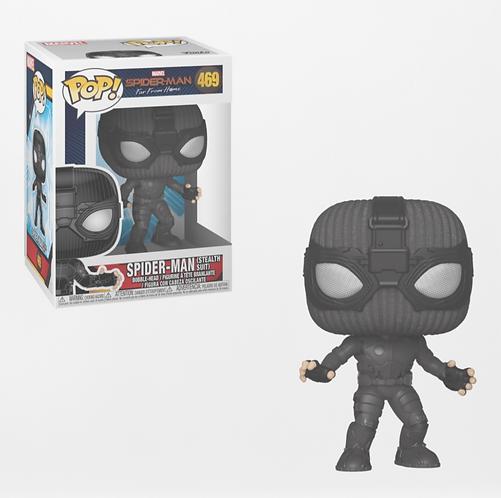 Homem-Aranha (black suit)