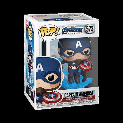 Capitão América #573