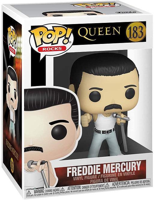 Funko Pop! Freddie Mercury #183