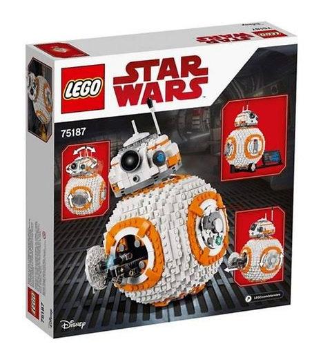 Lego BB8 - Star Wars