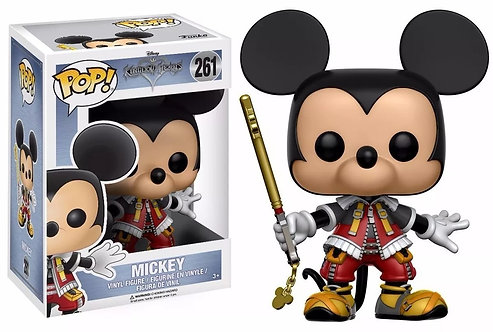 Mickey - Kingdom of Hearts