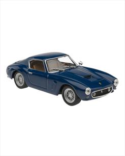 Ferrari 250 GT SWB azul - escala 1/43