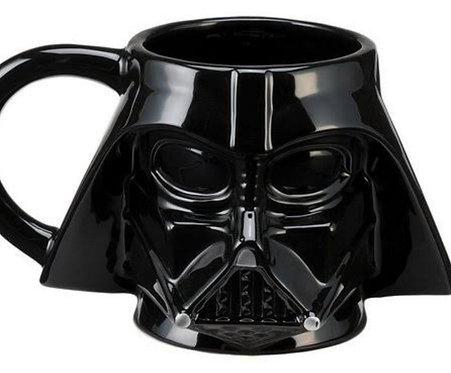 Caneca 3D Darth Vader Star Wars