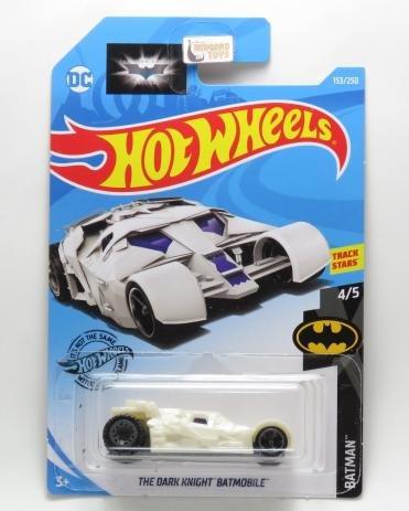 Batmóvel - The Dark Knight - Hot Wheels