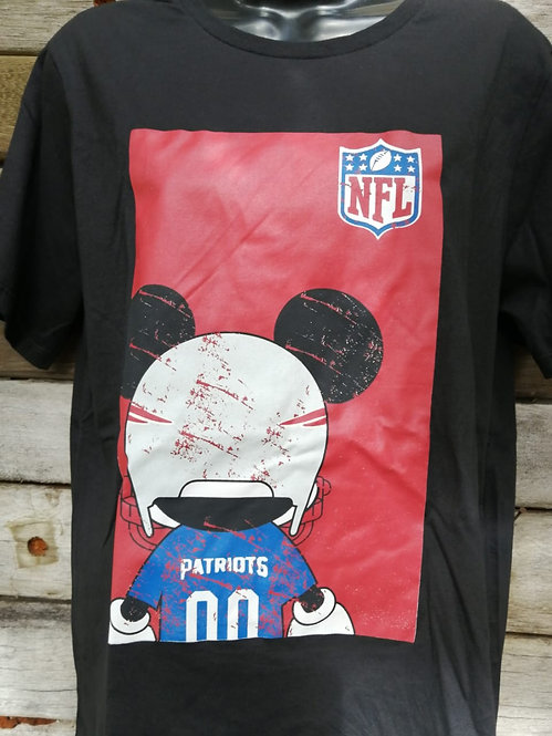 Camiseta NFL New England Patriots Mickey