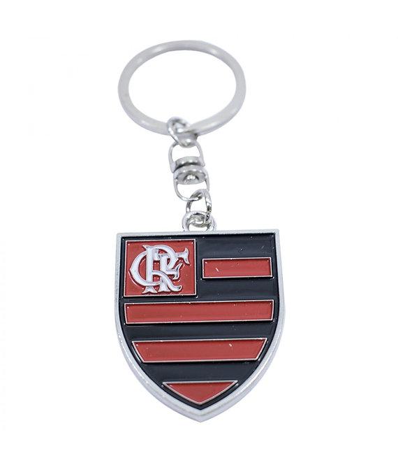 Chaveiro de metal do Flamengo