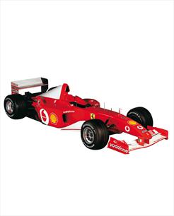 Ferrari F1 - modelo F2002 - escala 1/43