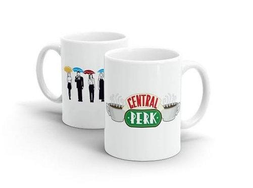 Caneca Central Perk - Friends