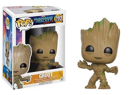 Groot Funko Pop! #202