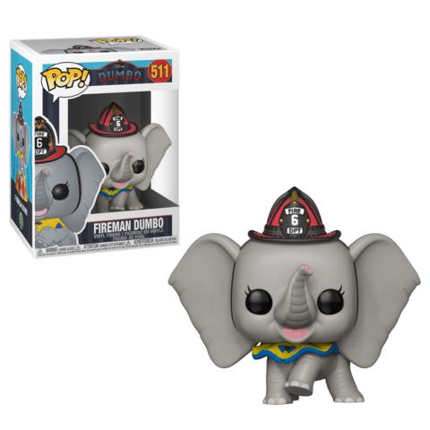 Fireman Dumbo
