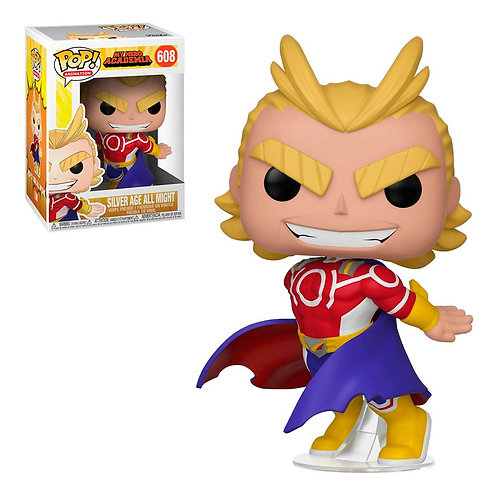 Silver Age All Might - My Hero Academy