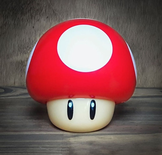 Luminária Mario Bros - Vida